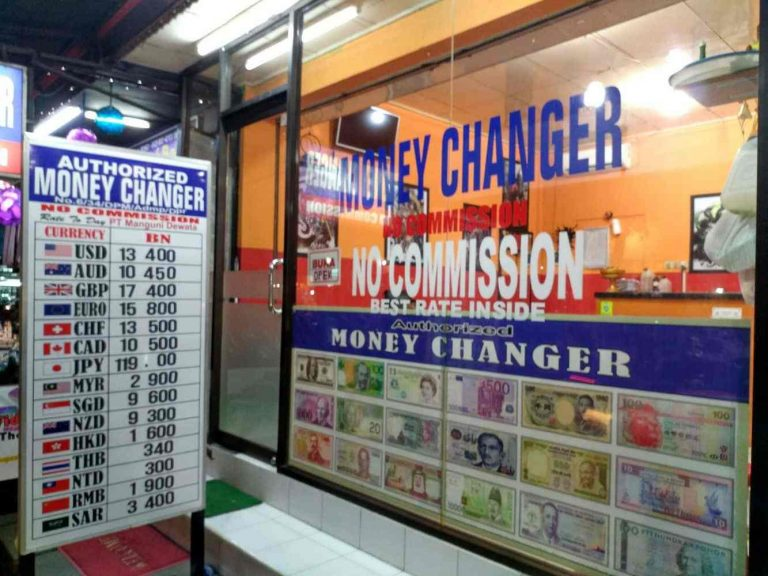 Indonesian Currency Travel Money Tips